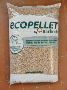 Ecopellet Barlinek polacco