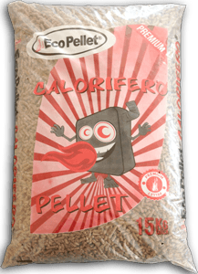 Pellet Calorifero di Eco Pellet Group