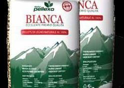 Pellexo Bianca pellet canadese