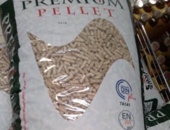 Premium pellet