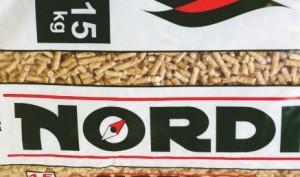 Pellet Nordik, faggio e abete