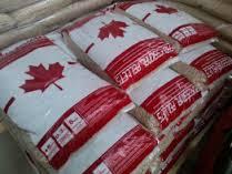 Il pellet canadese Professional Pellets