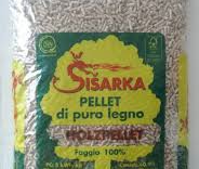 il pellet croato Sisarka