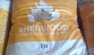 Pellet rumeno Sherwood