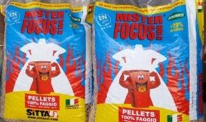 Pellet italiano Mister Focus