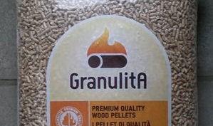Il pellet lituano Granulita