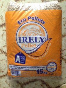 Il sacco di Irely