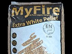 Il sacco di Extra White