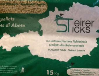 E tu cosa pensi del pellet Steirer Sticks? Le recensioni