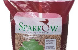 Sparrow dalla Serbia
