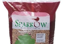 Opinioni sul Pellet Sparrow, serbo ENPlusA2
