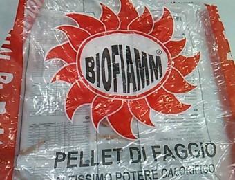 Biofiamm, che tipo di pellet dalla Bosnia?