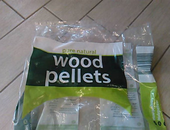 Pure Natural Wood Pellets, le Opinioni