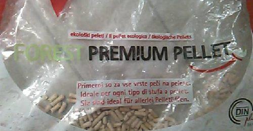 Forest Premium Pellet, la scheda del pellet sloveno di abete rosso