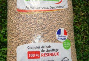 Il sacco biologico del pellet Zenith