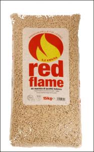 pellet tedesco Red Flame