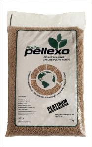 Il pellet canadese Pellexo Premium