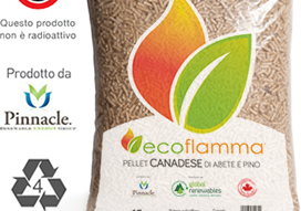 Il pellet Ecoflamma