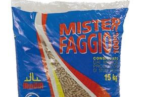 Pellet Mister Faggio 100%