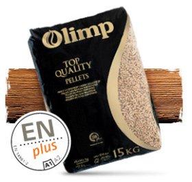 Il pellet di conifera Olimp