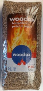 Pellet tedesco Woodox