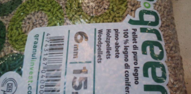 Il pellet lituano B-Green