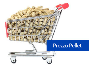 Il prezzo del pellet sfuso o in sacchi