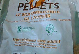 Sacco vuoto di pellet francese