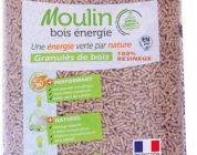 Pellet francese Moulin Bois Energie