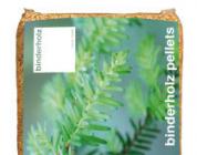 Binderholz, pellet di abete rosso austriaco