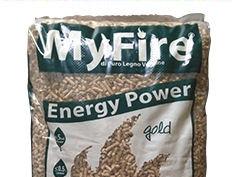 Il MyFire dal sacco verde