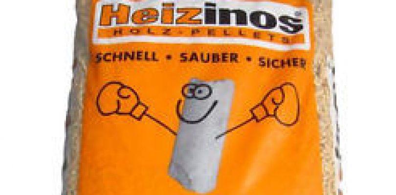 Sacco di pellet austriaco Heizinos