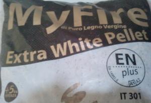 La certificazione ENPlus A1 di Extra White Myfire