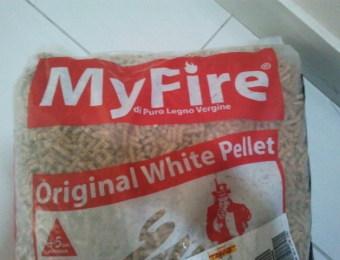 Original White Pellet, le recensioni sul Myfire con sacco rosso