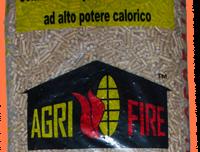 Il pellet di cereali Agrifire