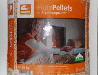 Holz Pellet Genol di abete rosso, le raccomandazioni
