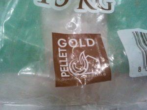 Il certificato Pellet Gold