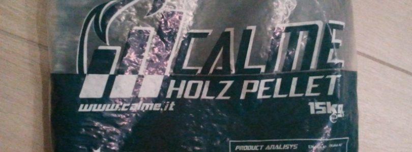 Il pellet della Calme, il Premium Holz