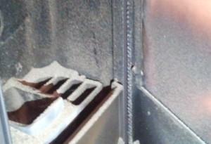 La cenere e il vetro alla fine del sacco