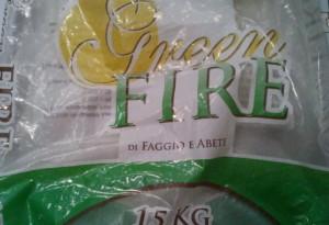 Il sacco di Green Fire
