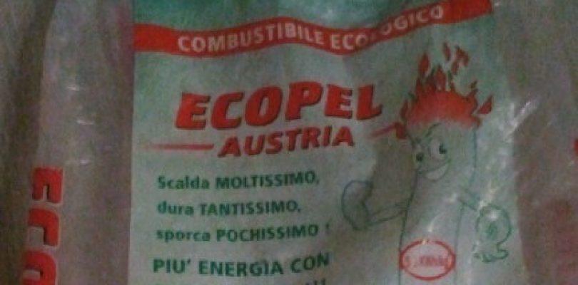 Ecopel, prodotto austriaco insaccato in Italia