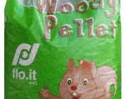 Woody, pellet italiano di faggio