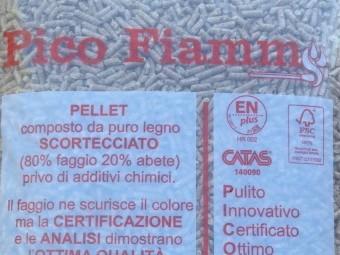 Pellet Pico Fiamm, le opinioni del mercato