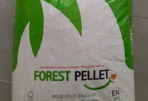 Forest Pellet, dalla Serbia