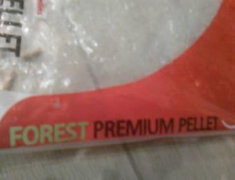 Forest Premium Pellet, opinioni sul sacco rosso