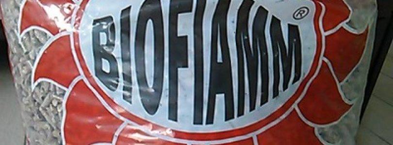 Biofiamm, pellet bosniaco di faggio, la scheda