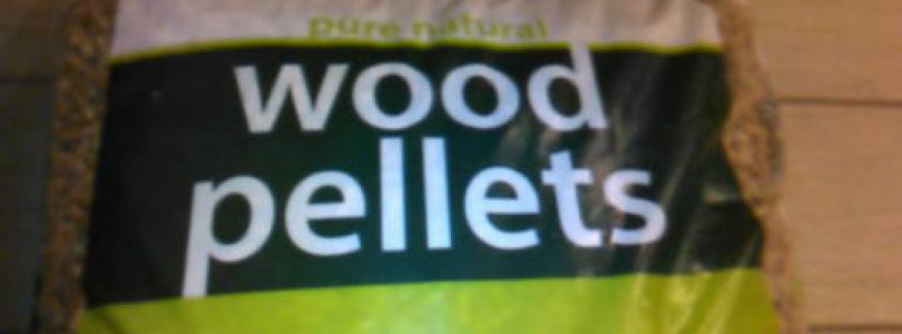 Pellet lettone Pure Natural Wood