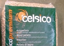 celsico pellet, dalla Germania