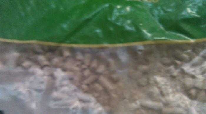 polvere nel sacco