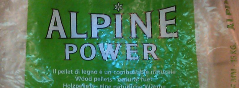 Pellet Alpine, il danese